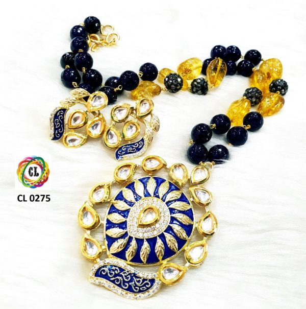 latest kundan designs