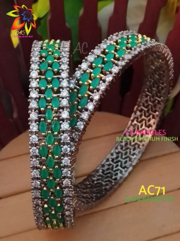 latest cz bangles in chennai