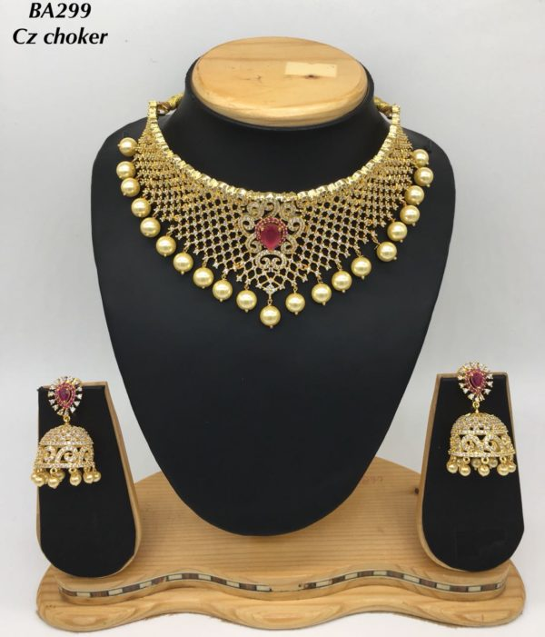 top cz necklace collections