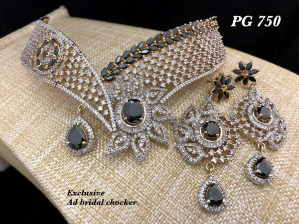 latest chokers sets at low cost