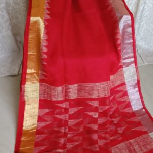 latest linen sarees in andhrapradesh