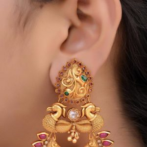 new arrival 1gm gold jumka collections in tamilnadu