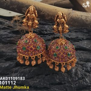 1gm gold earrings in tirupati