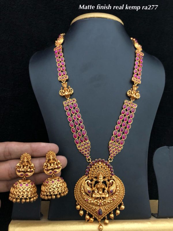 one gram gold temple jewellery designs