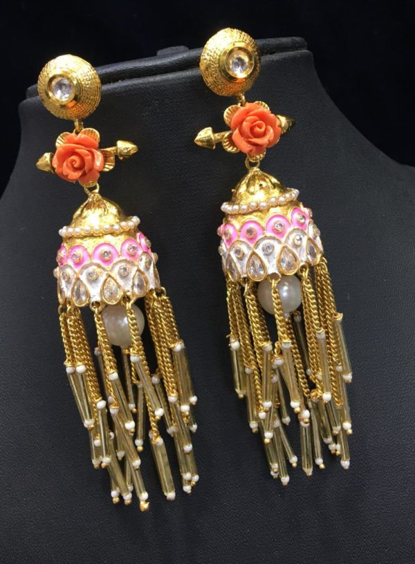 beautiful earrings in andhrapradesh
