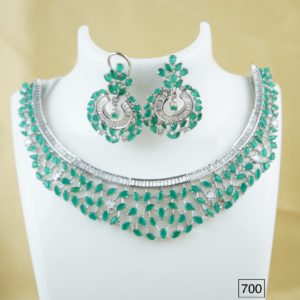 top cz necklace designs