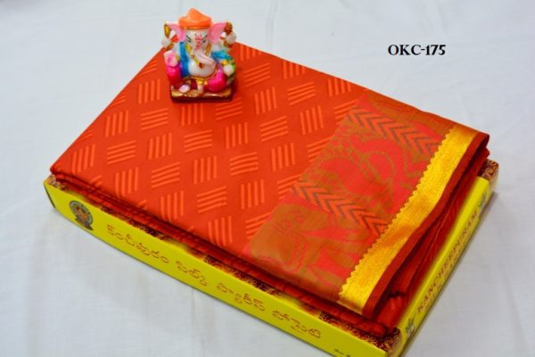 new arrival kanchipuram silk sarees designs