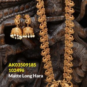 one gram gold matte hara