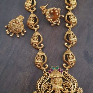 one gram gold hara design