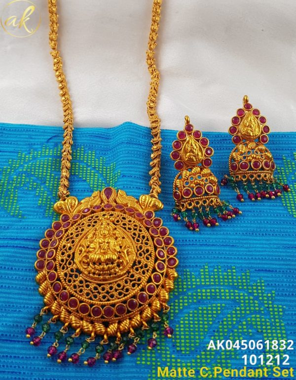 pendant set collections in vizag