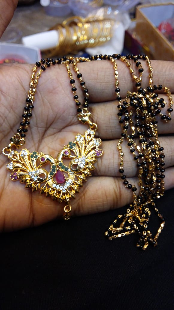 Micro Plated Mangalsutra in hyderabad