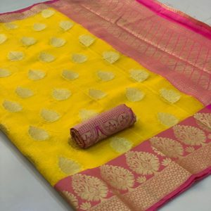 new arrival organza silk zari checks with price in andhrapradesh,telangana and tamilnadu