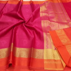 new arrival kora muslin silk saree collections for best price
